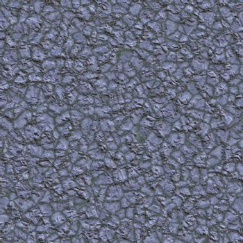 Seamless decorative pavement