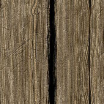 Rough wood