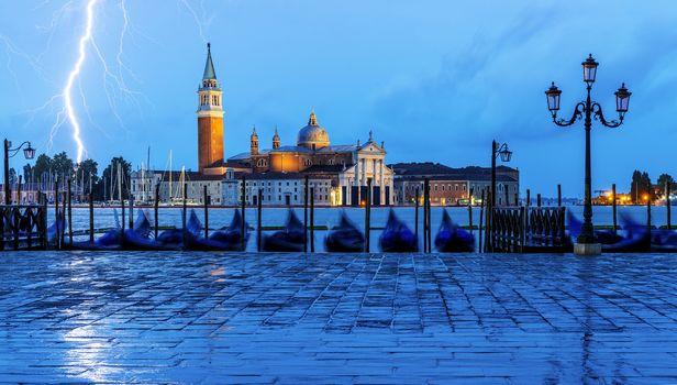 storm on Venice