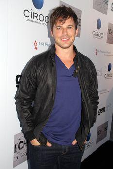 "Matt Lanter at the ""I Choose"" Los Angeles Special Screening, Harmomy Gold, Los Angeles, CA 06-10-14/ImageCollect"