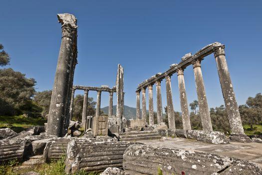 Euromos, Aegean Turkey