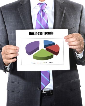 business trends concept