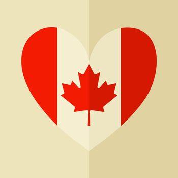Canadian Flag Icon