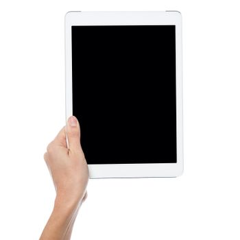 Newly launched tablet device