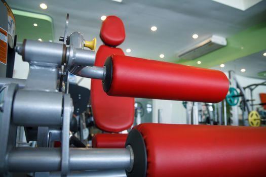 Body Building Machine