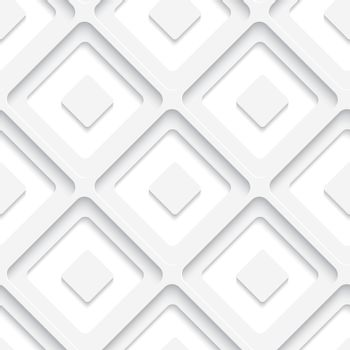White squares and sell layered