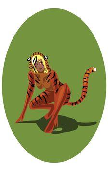 Chinese horoscope tiger-women