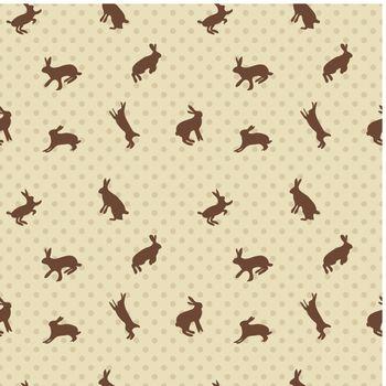 hare rabbit seamless texture