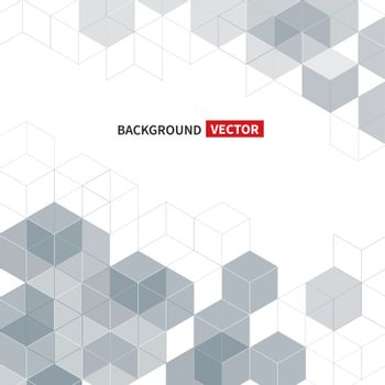 Vector abstract cover template background