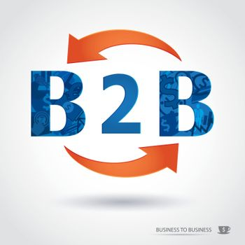 b2b , business to business
