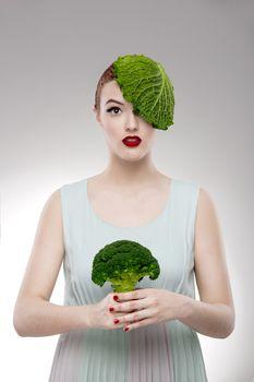 Vegan Girl