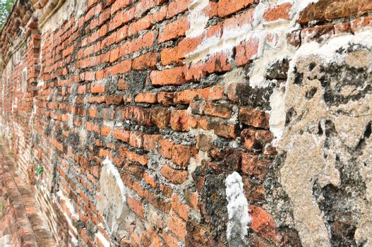 Grunge Brick Wall Background for any purpose use