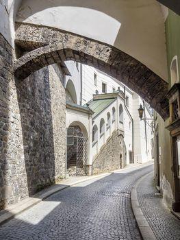 Narrow street Passau