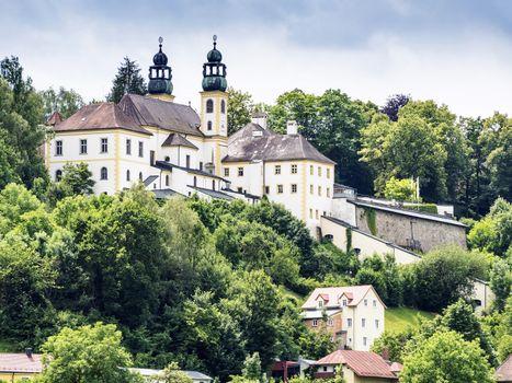 Pilgrimage church Maria Hilf