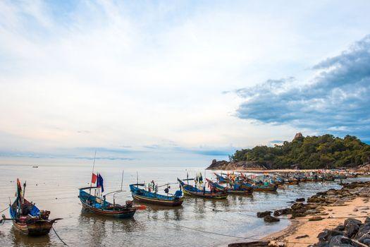 Khao Kao Seng A quaint beachfront Muslim fishing villege Nakorn,