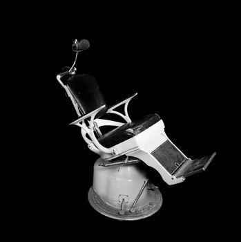 Creepy Old Dentist Chair