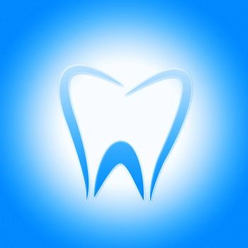 Tooth Icon Indicating Dentist Icons And Cavity