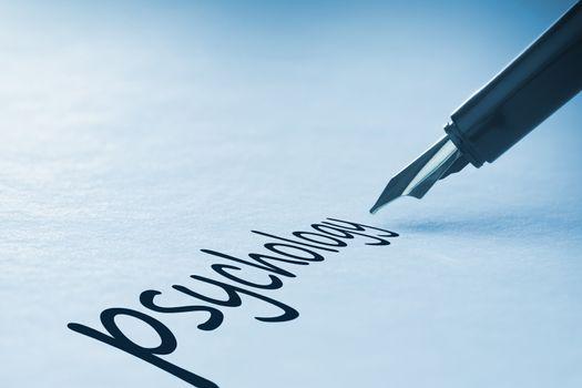 Fountain pen writing Psychology
