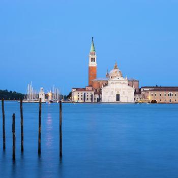 Famous Church of San Giorgio Maggiore