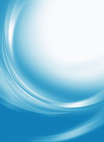 abstract blur blue background