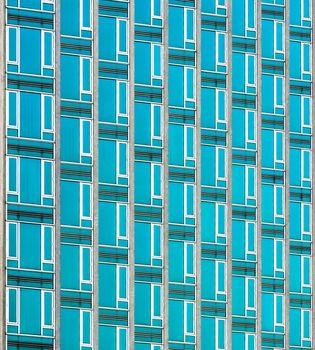 facade of Skyscraper in New York