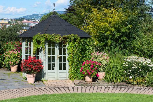 Garden hut in Oslo