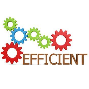 Efficient gear
