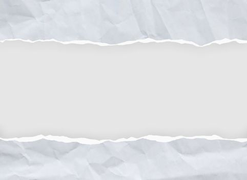 background of bright torn paper for your message.