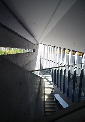 Stair in Complex Space