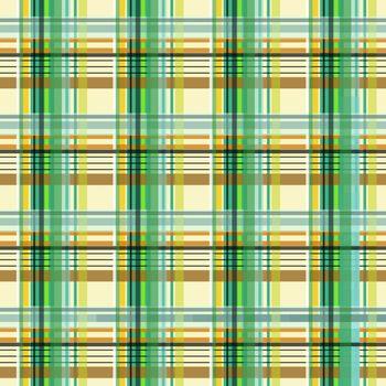 plaid 13029bt green beige