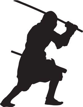 Ninja. Warriors Theme
