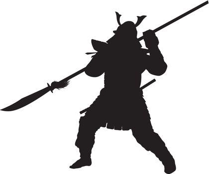 Samurai. Warriors Theme