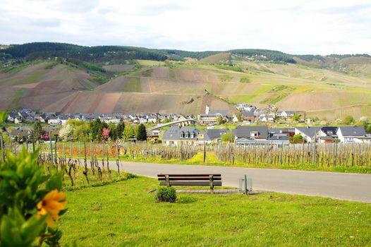 Kindel und Kinheim on Moselle