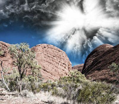 Northern Territory Outback, Australia