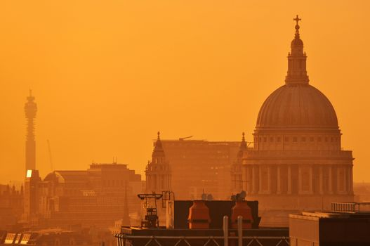 London St Pauls Cathedral