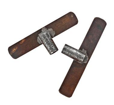vintage clock keys