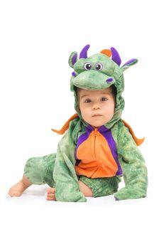 Baby Dragon Costume