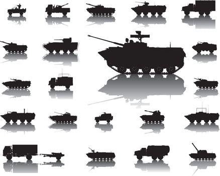 Weapon. Transport