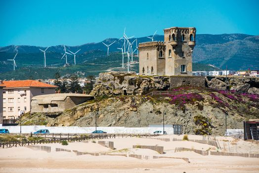 Castle Santa Catalina in Tarifa
