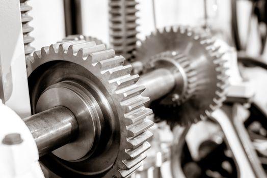 gears from mechanism