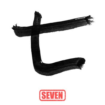 Chinese number word, seven