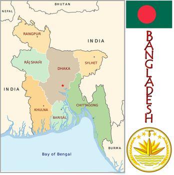 Bangladesh divisions