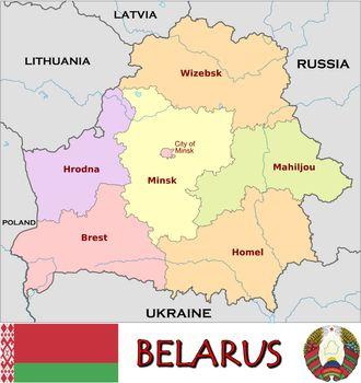 Belarus divisions