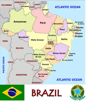 Brazil divisions