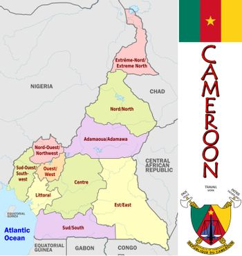 Cameroon divisions