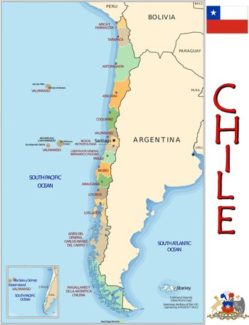 Chile divisions