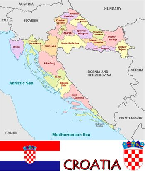 Croatia divisions
