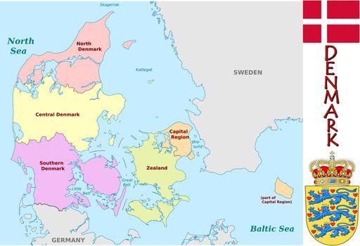 Denmark divisions