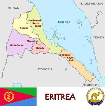 Eritrea divisions