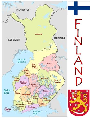 Finland divisions